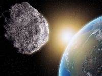 Un asteroid are mari sanse sa loveasca Pamantul