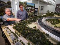 Sediul Apple va fi OZN. Noi imagini cu cladirea GALERIE FOTO