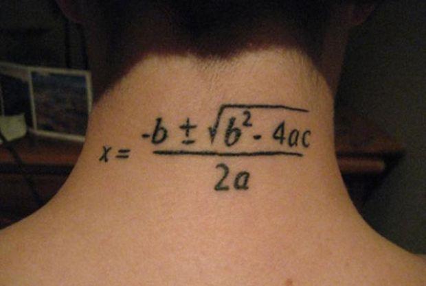 Cele mai tari tatuaje daca esti geek. GALERIE FOTO