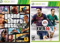 GTA V, abia pe locul 4 in topul vanzarilor! Care este cel mai cumparat joc FIFA pe Amazon: