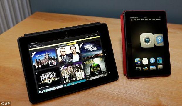 Kinde Fire FX, tableta cu  cel mai bun ecran de pe piata , ajunge in Europa