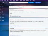 Revolta in online fata de Yahoo! Zeci de mii de useri i-au criticat dur:  E chiar tragic ce se intampla