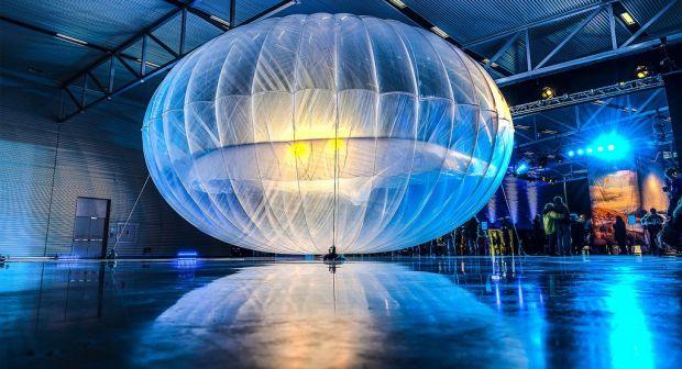 Cum arata la interior baloanele cu care Google vrea sa dea internet gratis lumii
