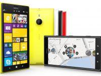 Nokia Lumia 1520 si Lumia 1320, doua telefoane cu ecran de 6 inch si Windows Phone