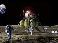Internet de mare viteza pe Luna. NASA transfera date cu 78MB/s