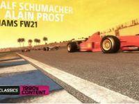 F1 2013 ndash; monoposturile si circuitele clasice din anii  90 pot fi downloadate