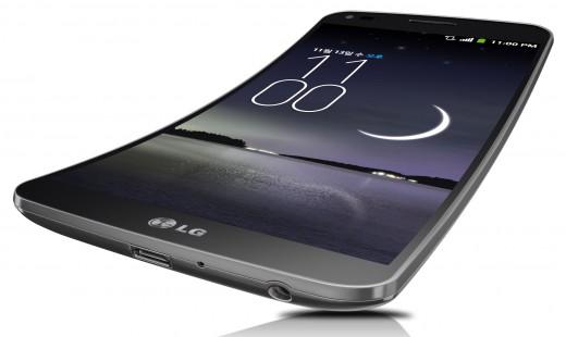 LG G Flex, lansat.  Primul smartphone din lume cu adevarat curbat . GALERIE FOTO si specificatii