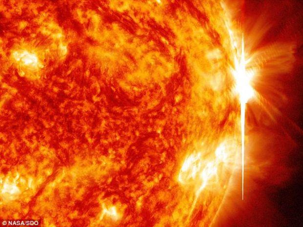 28 de explozii solare intr-o saptamana! Multe altele urmeaza sa se produca