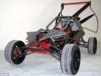 SkyRunner, masina zburatoare care poate fi rapida pe uscat, dar si in aer