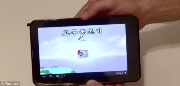 Revolutia tehnologia a ajuns (in sfarsit) si in Coreea de Nord: Samjiyon este prima tableta  a poporului