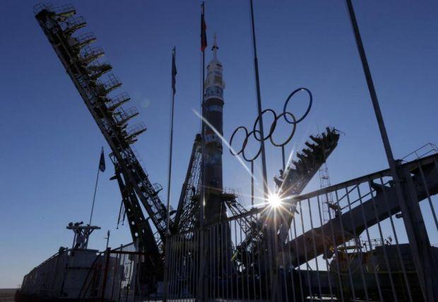 Torta olimpica va fi scoasa in spatiul cosmic pentru prima data in istorie!