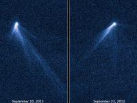 Astronomii americani, consternati de un asteroid cu sase cozi, descoperit recent