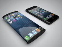 Apple ar putea dezvolta un iPhone 6 cu ecran curbat, anul viitor