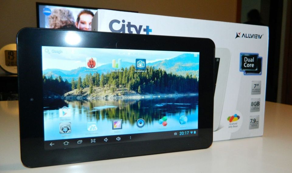 REVIEW Allview City+