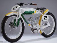 Dupa masinile electrice a venit randul motocicletelor sa intre in epoca verde