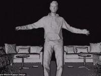 Senzorul de la Kinect urmareste toate partile corpului, chiar si pe cele acoperite