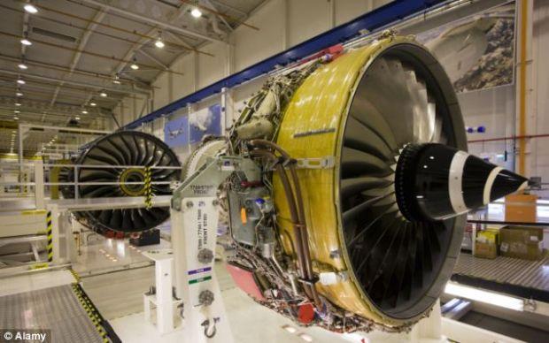 Rolls Royce anunta folosirea imprimantelor 3D pentru confectionarea de piese pentru motoarele de avion