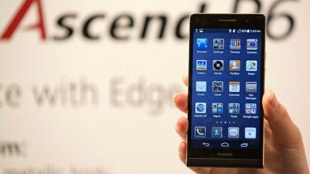 Ascend P6S va avea procesor cu 8 nuclee, spune presedintele Huawei