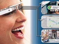 Tehnologia Google Glass ar putea fi folosita in fotbal