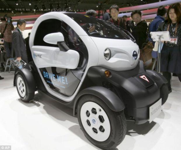 Viitorul automobilelor, dezvaluit la Tokio