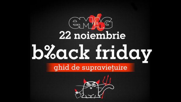 GHID DE SUPRAVIETUIRE pentru BLACK FRIDAY. Cum iti obtii produsul dorit pe 22 noiembrie