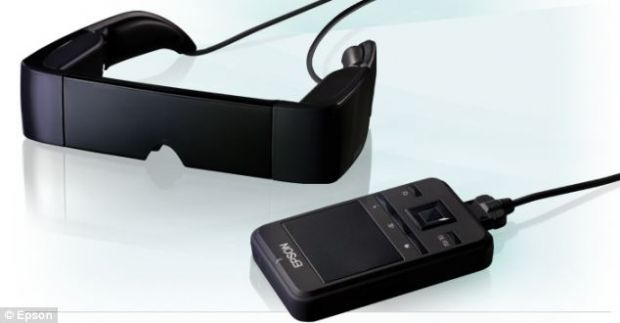 Epson a dezvoltat ochelarii cu raze X care permite medicilor sa vada dincolo de pielea pacientilor