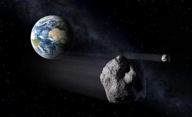 Primul asteroid descoperit de pe teritoriul Romaniei. Anuntul facut de doi cercetatori din Galati