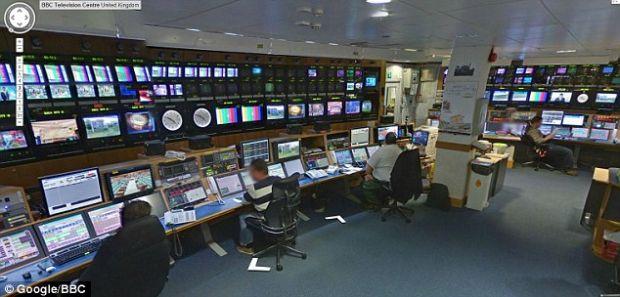 Fostul sediu al BBC din Londra poate fi vizitat cu ajutorul Google Street View