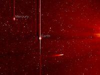 VIDEO Cel mai mare eveniment astronomic al anului: Ison trece pe langa Soare