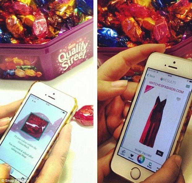 Snap ColourPop, aplicatia care te ajuta sa te imbraci la evenimente