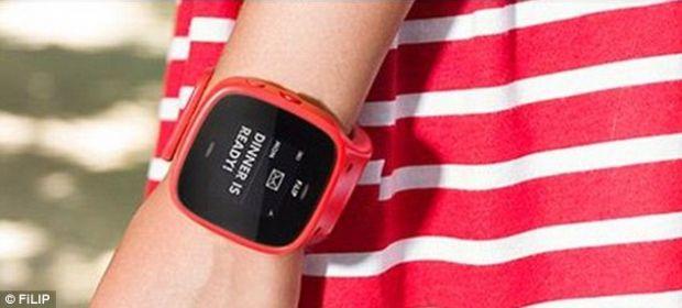 FiLIP, ceasul inteligent prin care parintii isi pot controla mai bine copiii