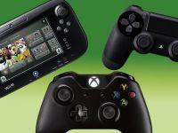 iLikeIT. Razboiul consolelor de jocuri. Ce sa alegem: Xbox One, PlayStation 4 sau Nintendo Wii U?