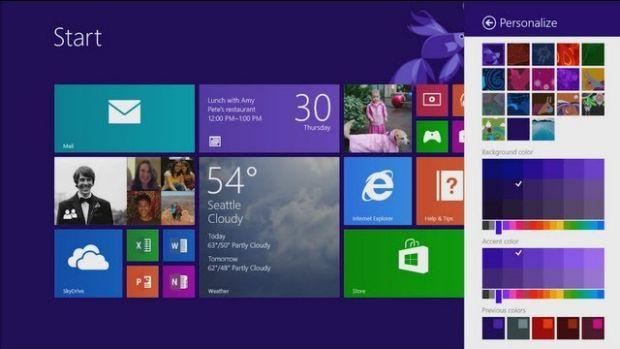 Urmatorul Windows ar putea avea intregul meniu Start