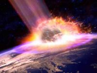 Asteroidul care a cauzat disparitia dinozaurilor ar fi putut duce viata catre Marte