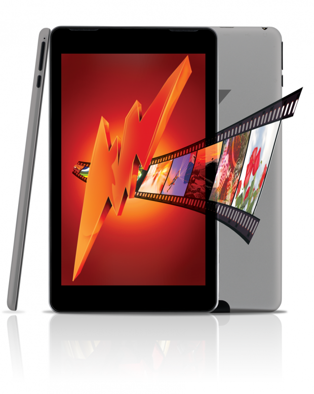 Evolio X7, tableta romaneasca de 7 inch cu rezoluta 1280x800