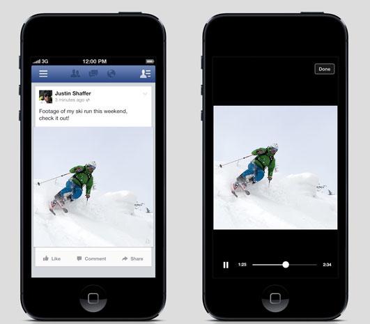 WSJ: Facebook va introduce joi reclamele video