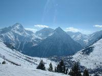 Ghetarii din Alpi se topesc si ei din cauza incalzirii zonei, de doua ori mai rapida decat rata globala