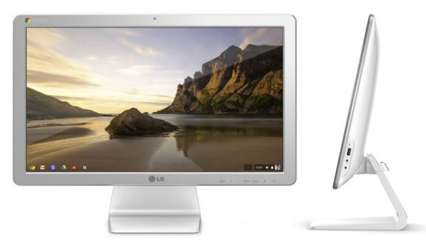 LG anunta Chromebase, un calculator all-in-one cu Chrome OS