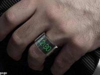 Uita de ceasul inteligent, iata inelul inteligent! VIDEO