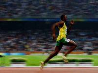 Genunchii simetrici, secretul succesului pentru campionul Usain Bolt?