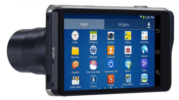Samsung Galaxy Camera 2. Aparatul foto quad-core cu Android, acum intr-o varianta imbunatatita