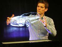 Telefonul cu holograma va fi gata intr-un an. Vom vedea o imagine 3D a persoanei cu care vorbim
