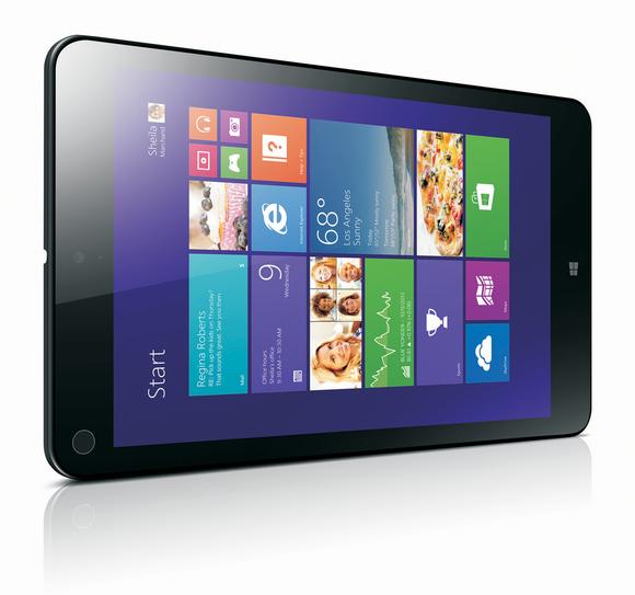 Lenovo ThinkPad 8, o tableta business de 8,3  lansata acum la CES. iPad Mini are concurenta mare