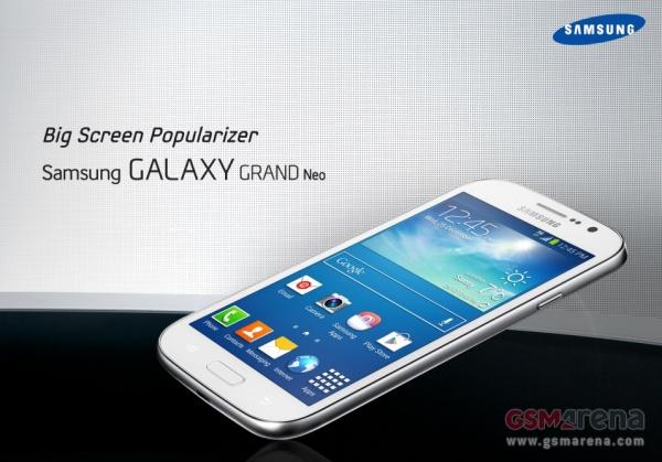 Samsung Galaxy Grand Neo. Un pret cam mare pentru ce stie sa faca