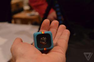 Polaroid C3, o frumusete de camera! GoPro are concurenta
