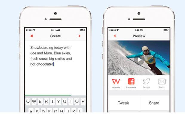 Wordeo, aplicatia care schimba pentru totdeauna felul in care comunicam prin mesaje scrise VIDEO