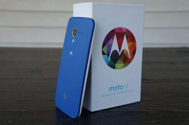 Moto X, telefonul facut in parteneriat de Google si Motorola, apare intr-o luna in Europa. Cat va costa