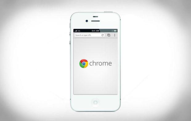 Update-ul la Chrome consuma mai putini mega atunci cand stai pe net de pe telefon