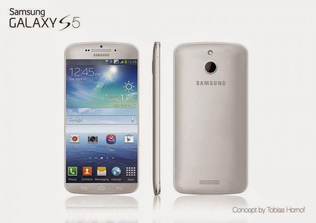 Samsung Galaxy S5 nu va avea scaner pentru iris. Cu ce vine in schimb