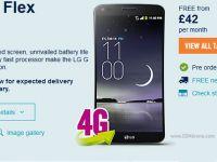 LG G Flex vine in Europa pe 1 februarie. Iata preturile din Romania